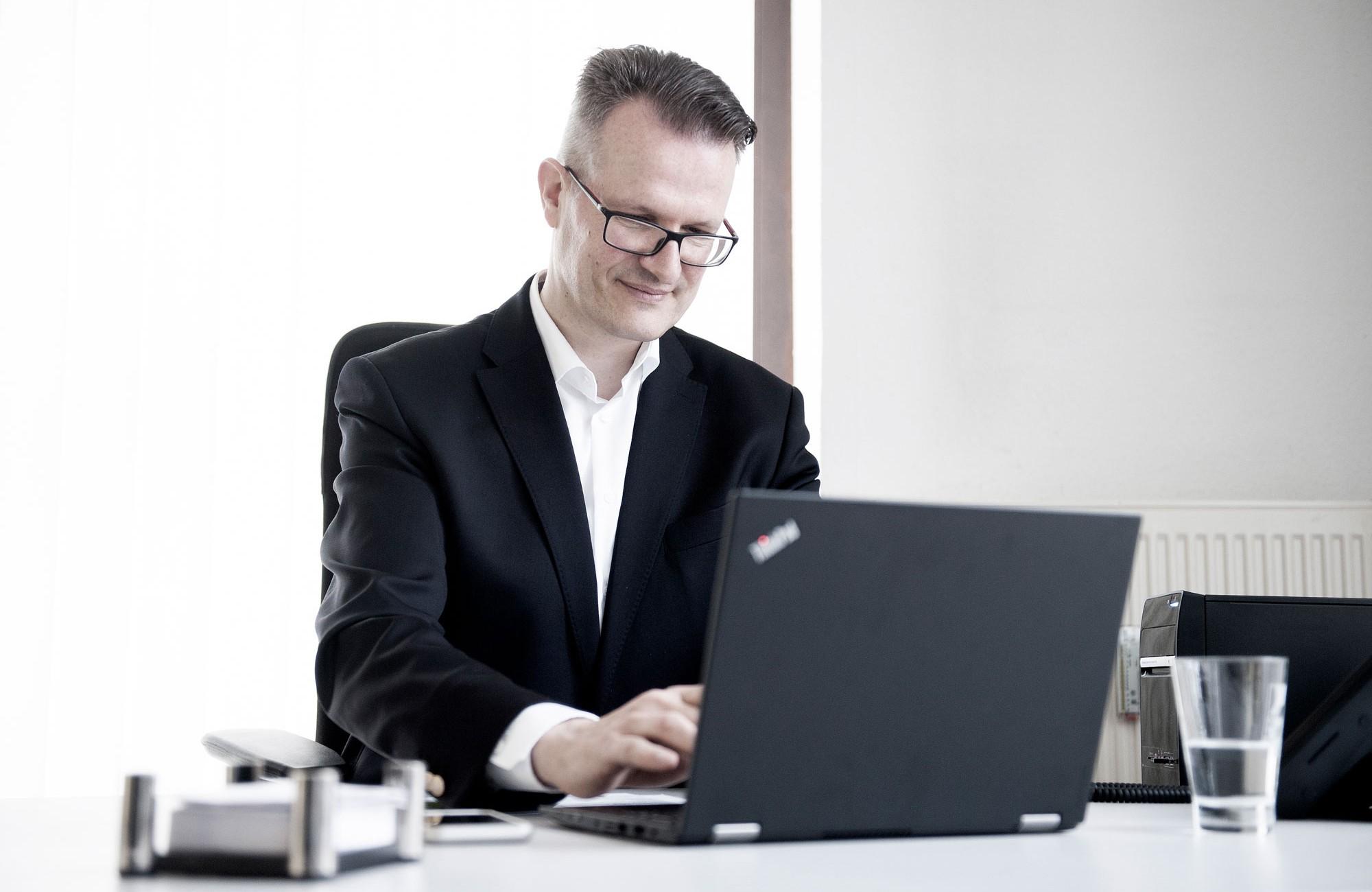 Matthias Frahn - Versicherungsexperte